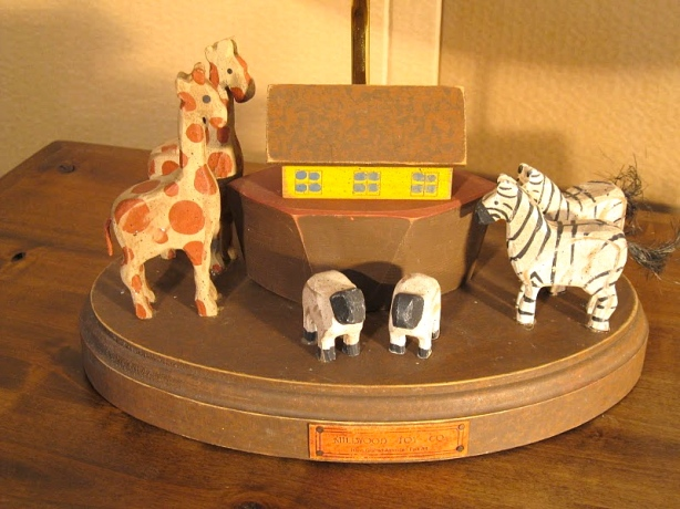 noah's ark toy box woodworking plans