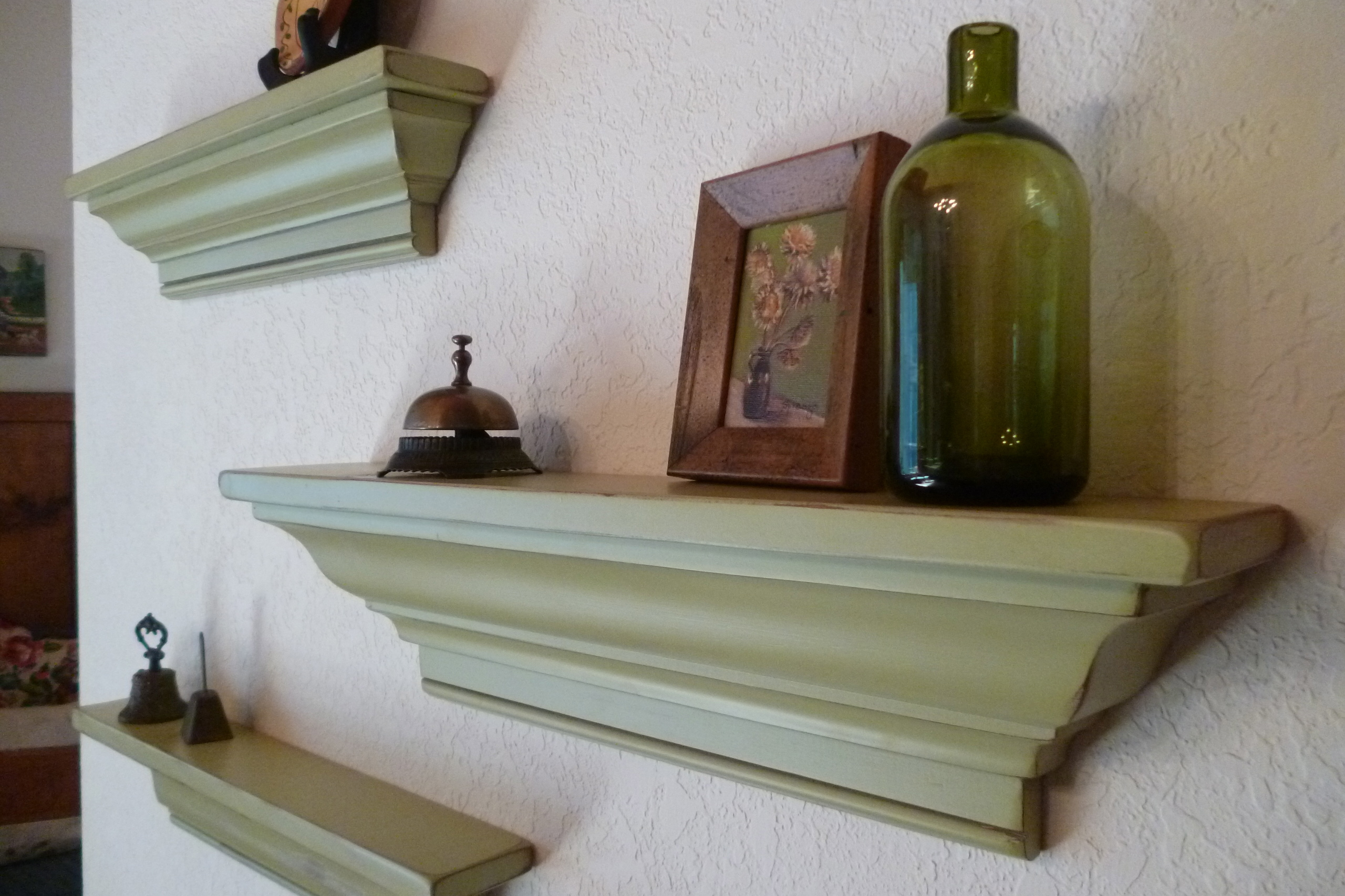 Wall Shelf Colonial Woodwrights