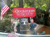 Chocolate Soup New Sign 2013 (2)